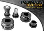 Vauxhall VectraC 02-08 Powerflex Black Rear Trail Arm Front Bushes PFR80-1210BLK
